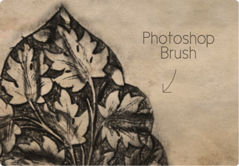 mockup and create realistic engraved rustic wood effects in Photoshop ...