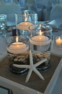 Beach Centerpiece Pinterest