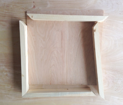 Wood Tray DIY
