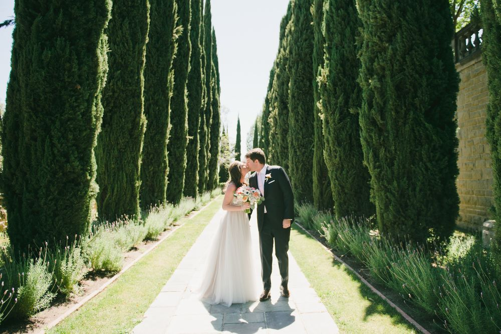 Greystone Mansion Wedding