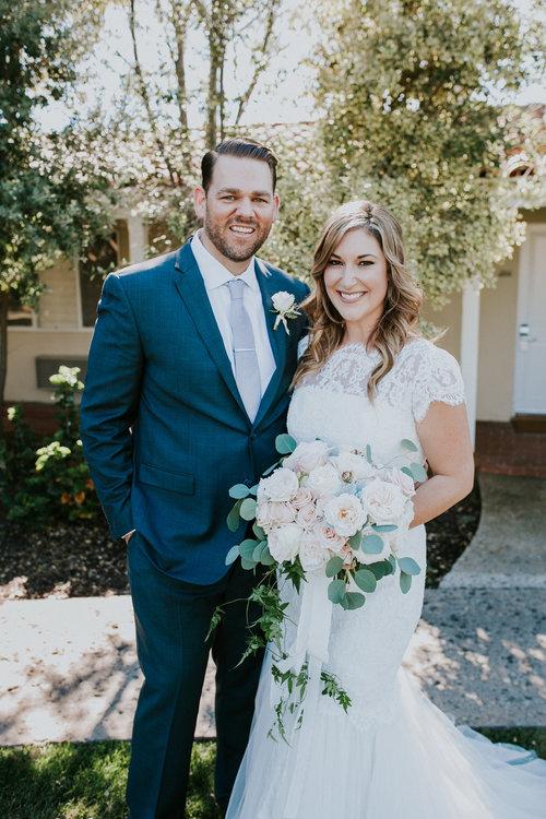Romantic Garden Wedding at the Inn at Rancho Santa Fe — Bluebell Florals