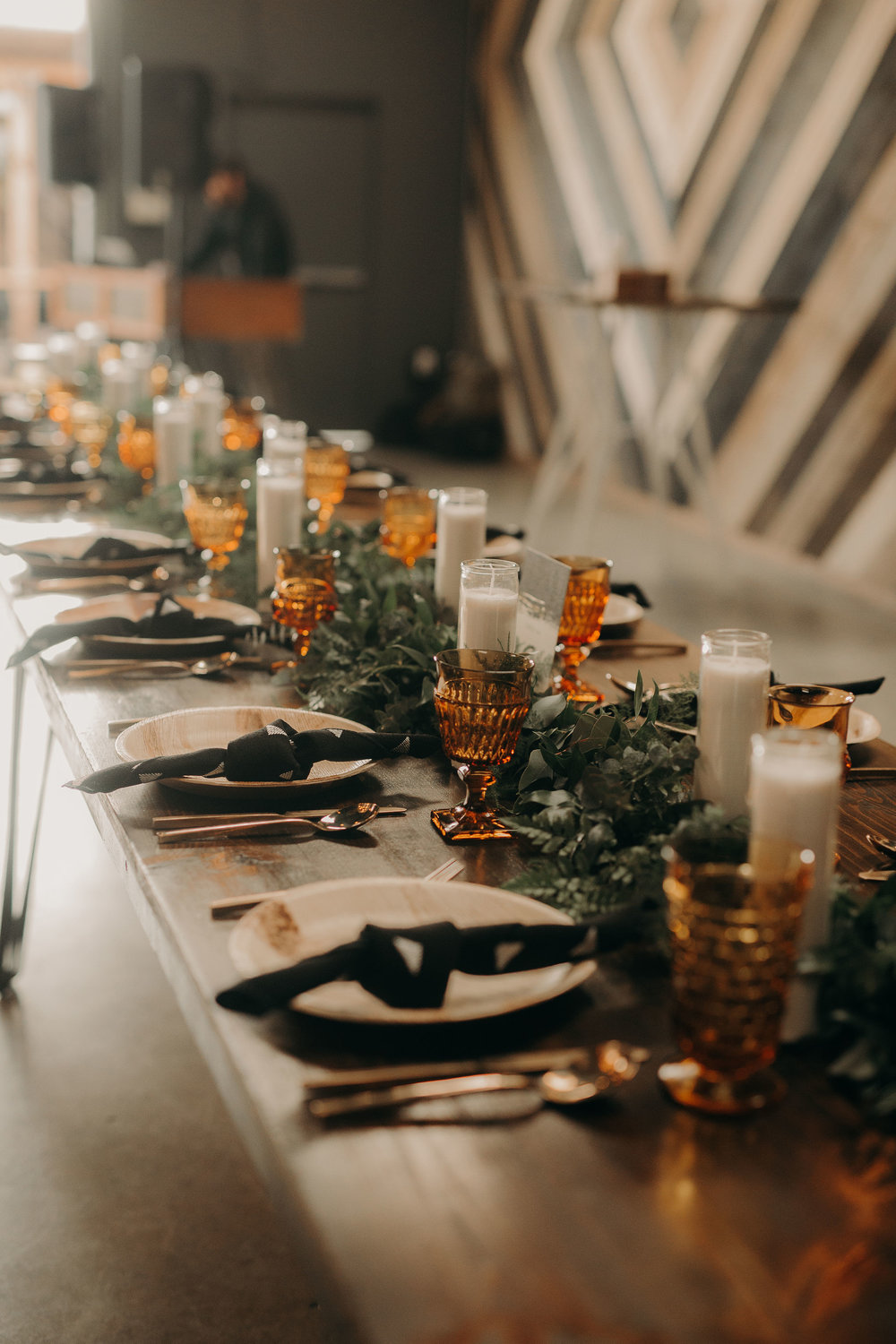 dark greenery table runners.jpg