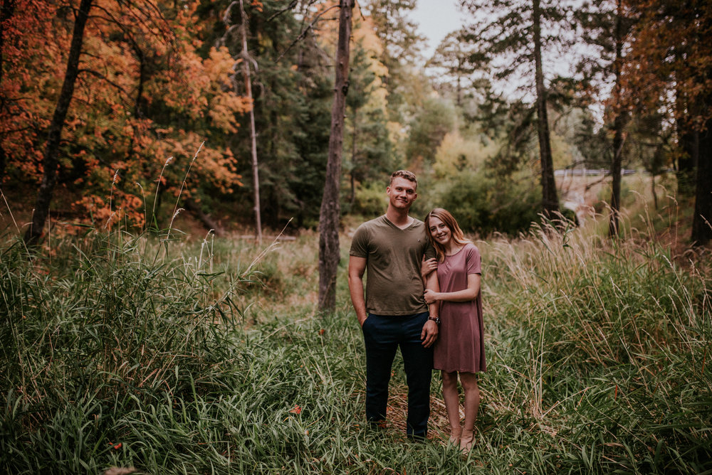 Fall Stormy Engagement Session Mount Lemmon-41.jpg