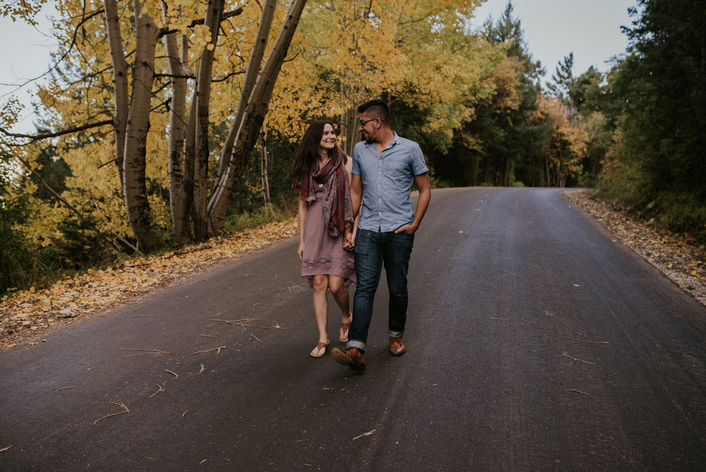 Romantic Fall Mountain Engagement Session Mount Lemmon-11.jpg