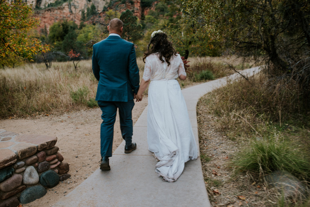 Intimate Adventure Fall Sedona Elopement-68.jpg