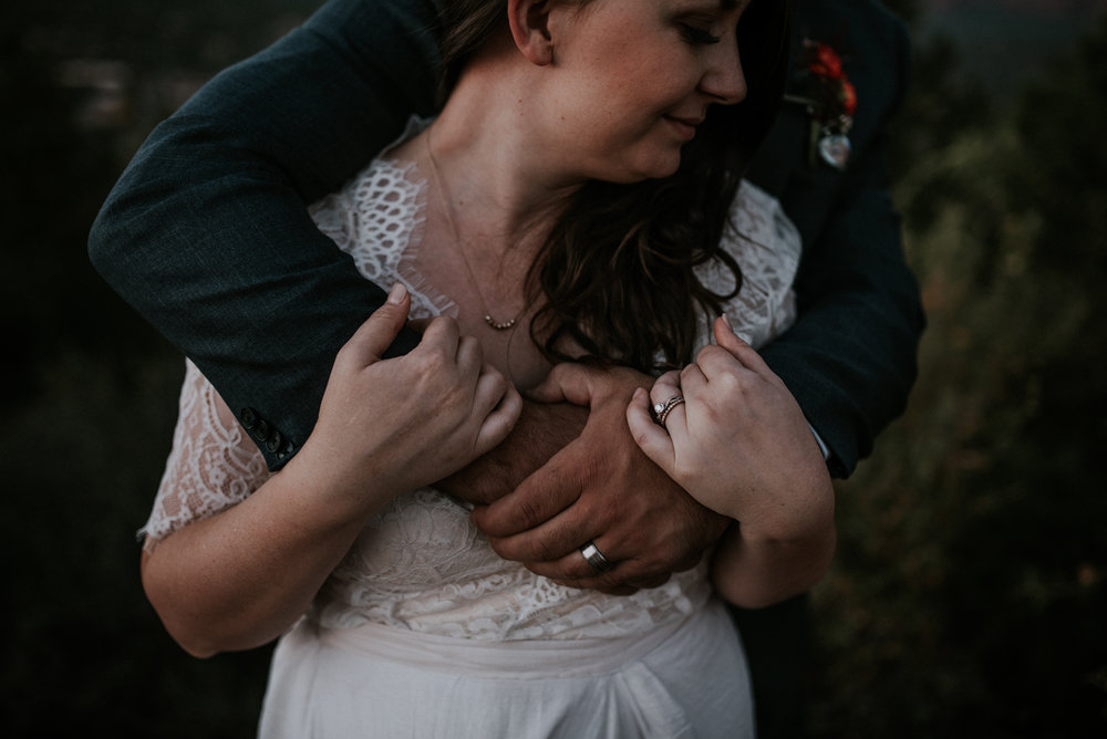 Intimate Adventure Fall Sedona Wedding-9.jpg