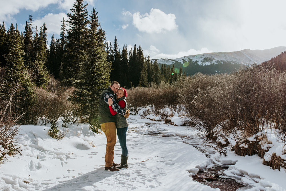 Denver Mountain Winter Adventure Engagement Session-22.jpg