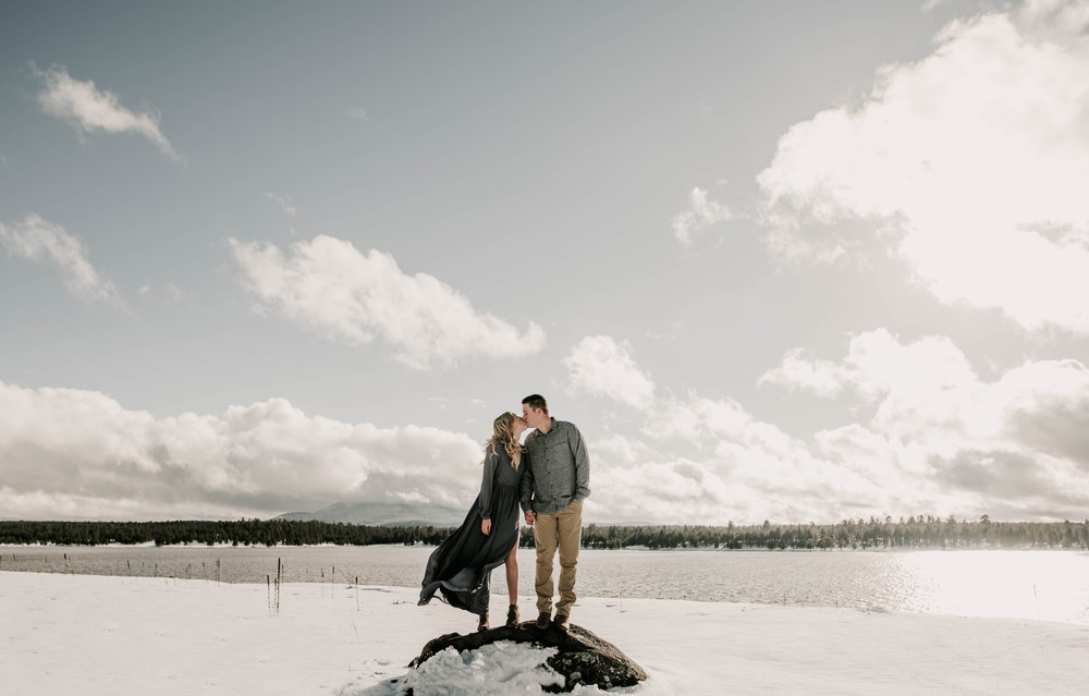 Lake Mary Engagement Session