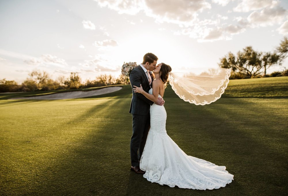 DC Ranch Country Club Scottsdale Arizona Wedding