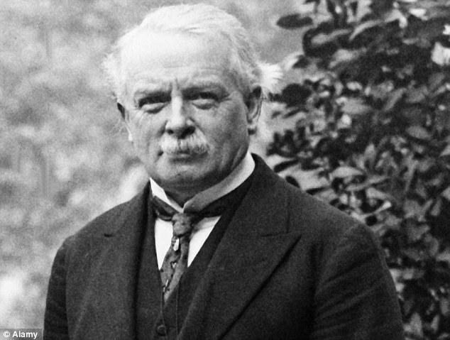 David Lloyd George The Road Hog Of Europe 1914 Speakola