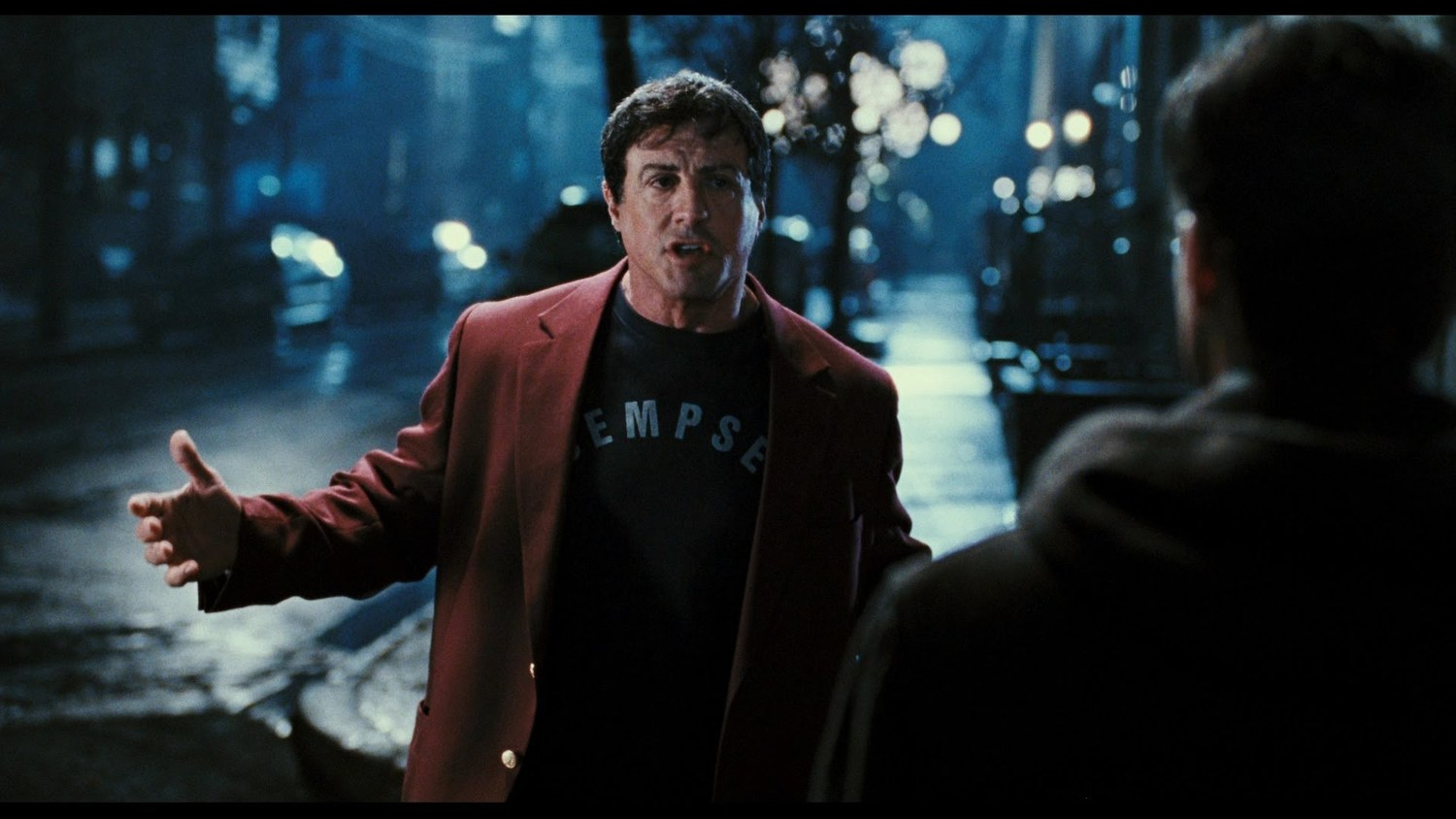 Sylvester Stallone Also Writer You Me Or Nobody Is