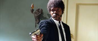 Samuel L Jackson By Quentin Tarantino Ezekiel 25 17 The Path Of