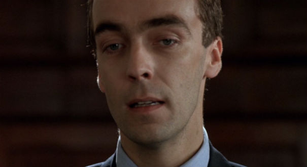 John Hannah By Richard Curtis W H Auden Stop All The Clocks Four Weddings And A Funeral