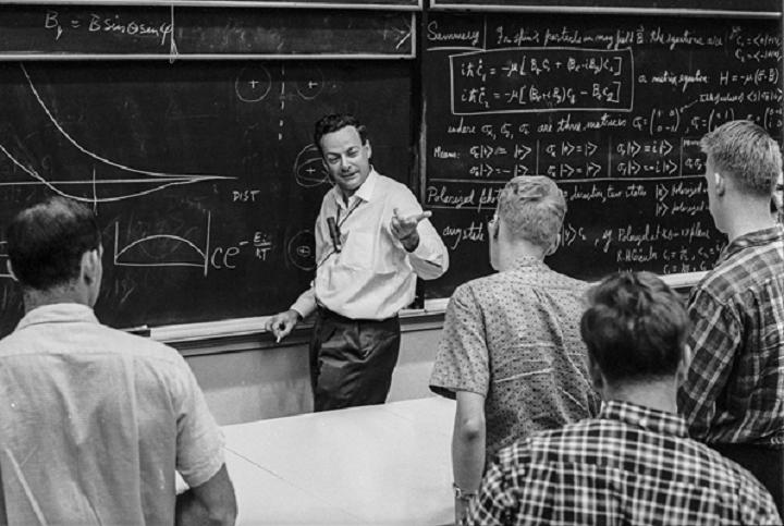 Image result for Richard Feynman