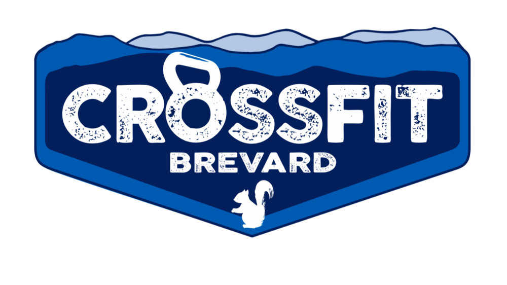 CrossFit Brevard has a new logo!