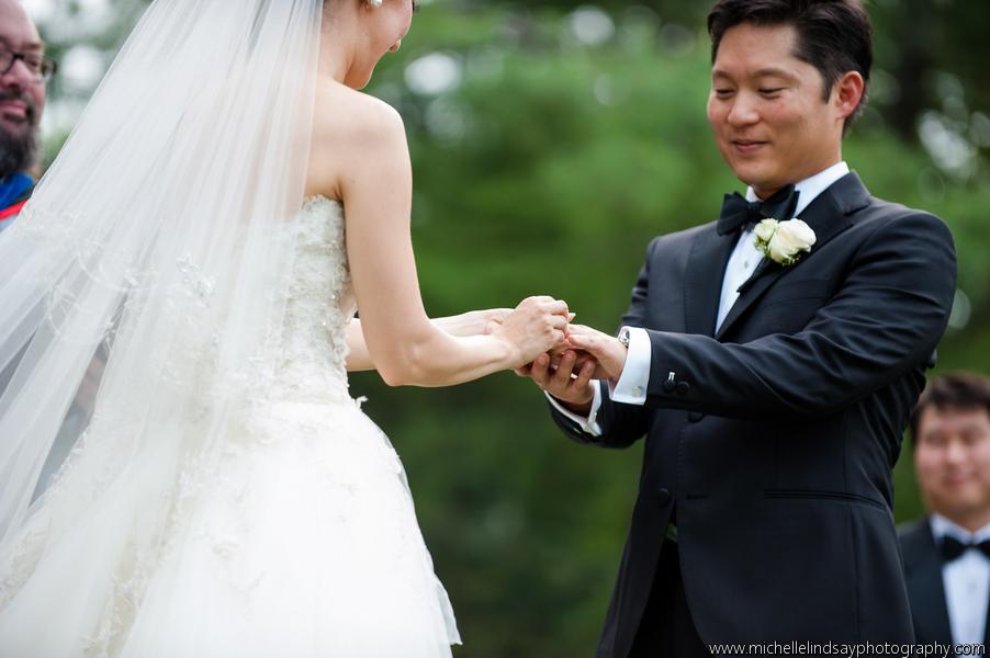 Sarah and Tony - Princeton NJ Wedding - TPC Jasna Polana