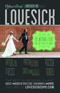LovesickExpo Poster