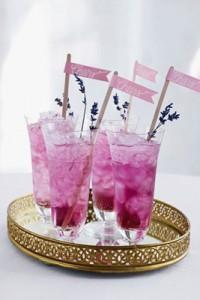 radiant orchid cocktails