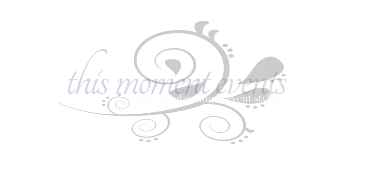 New Jersey Wedding Planning | This Moment Events | NJ Event Design