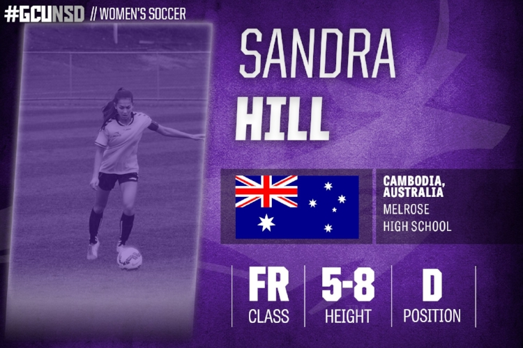 Sandra Hill Signs With Grand Canyon University Ncaa D1