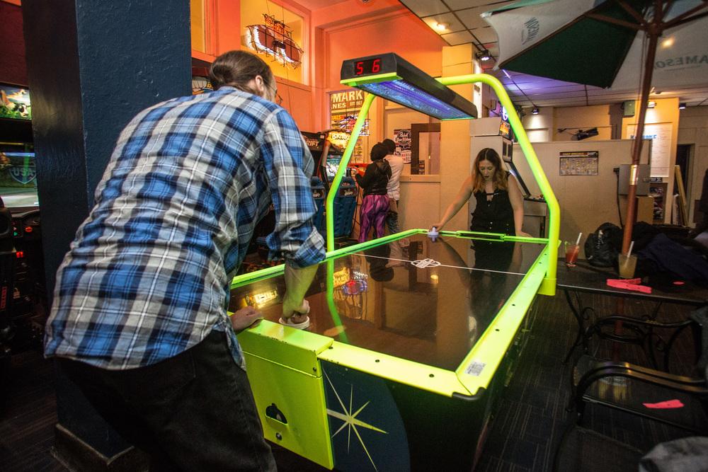 Landmark Arcade at Landmark Lanes