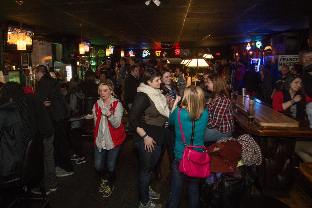 Main Bar at Landmark Lanes