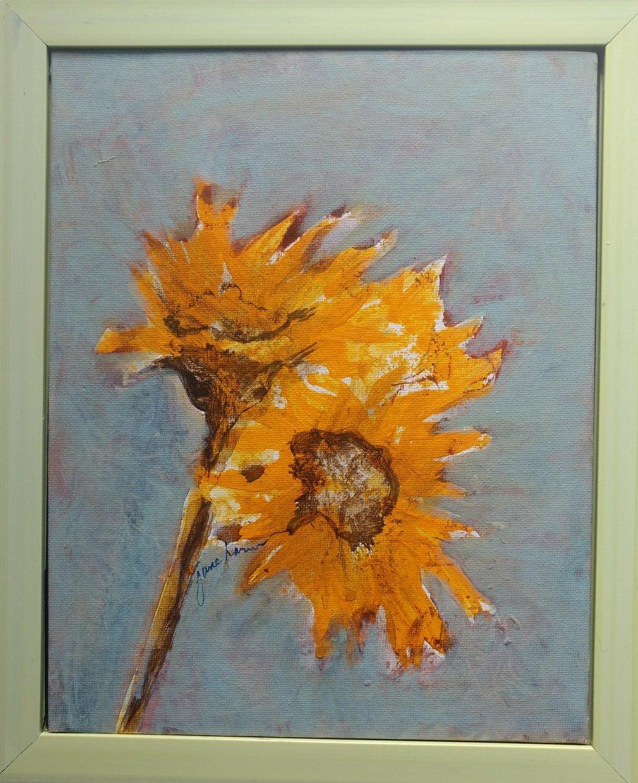 Sunflower Portrait 3