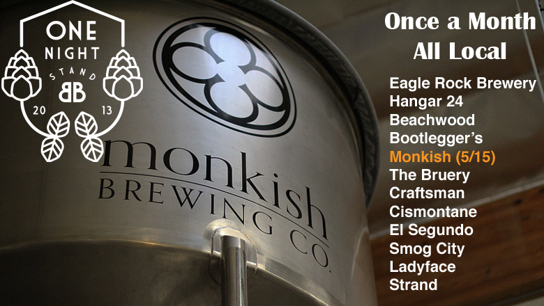 One Night Stand: Monkish Brewing