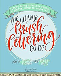 The Ultimate Brushlettering Guide