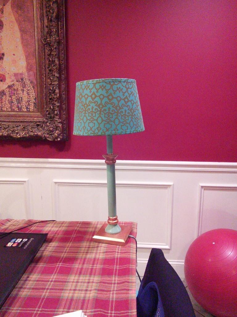 lamp rehab