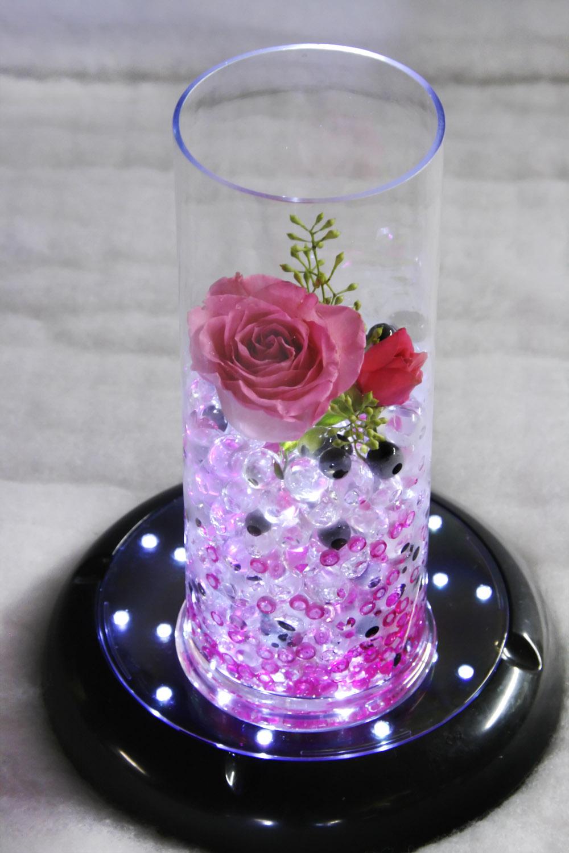 black vase light, razzleberry dark pink moon drops bright fill