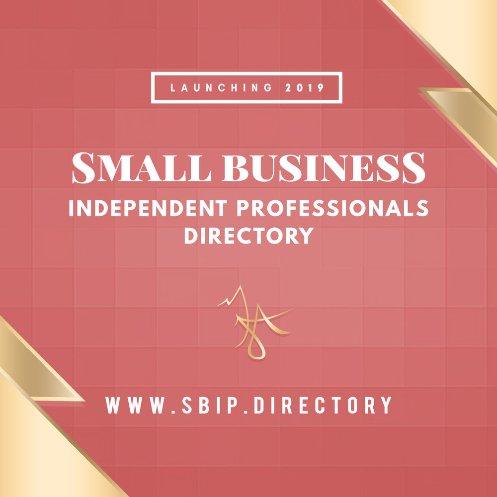 List your Talents|Business & Join the SBIP Network - SBIP.Directory Launches December 2019 Click Here to get Listed and Join our Community