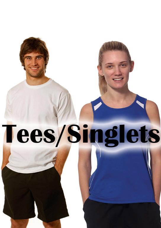 Tees/Singlets