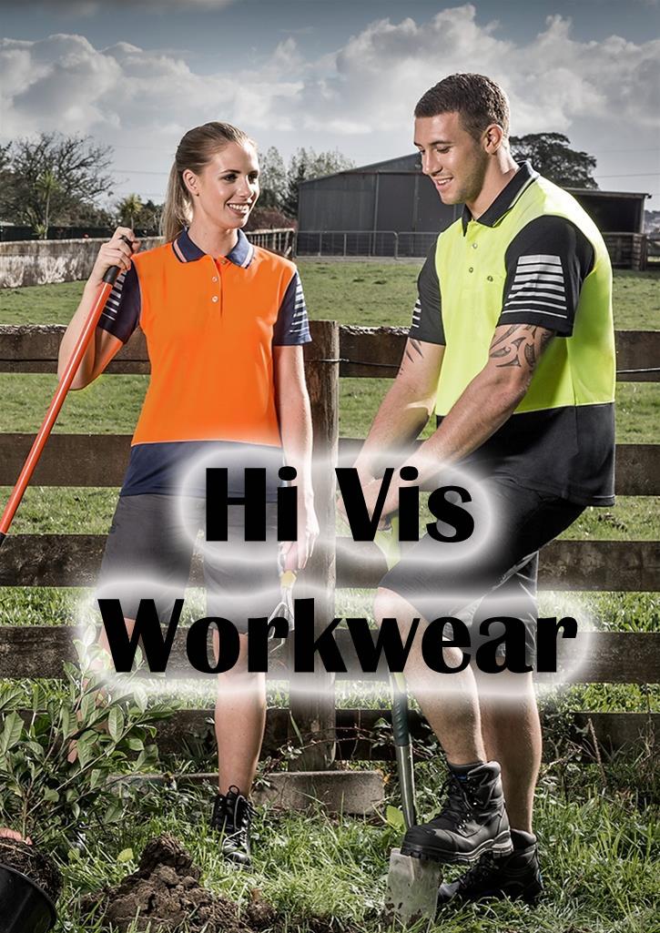 Hi Vis Workwear