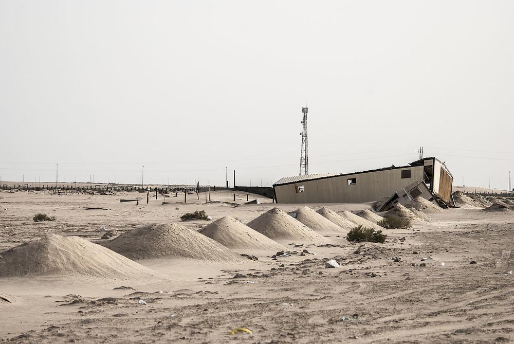 Arabian Desert, Al-Khobar, 2014