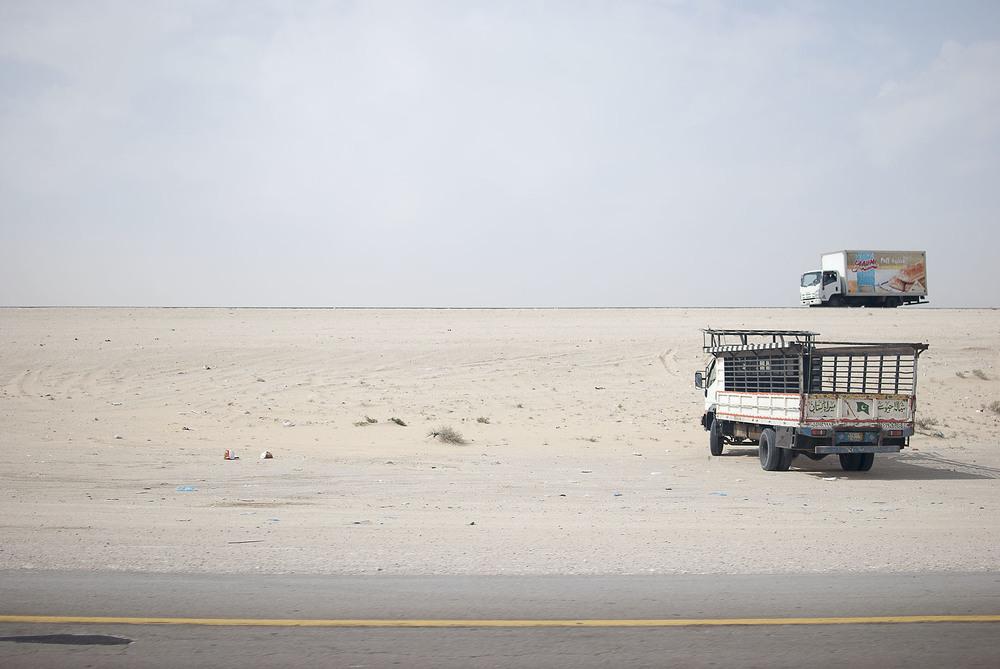 Arabian Desert, Al-Khobar, 2015