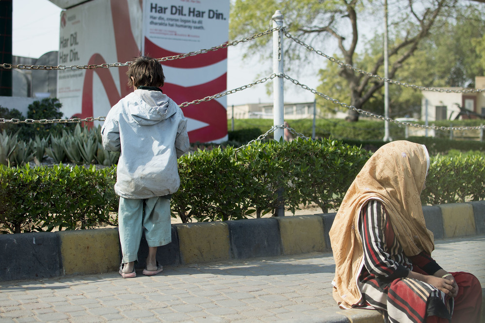 Street Children, Karachi, Pakistan, 2015