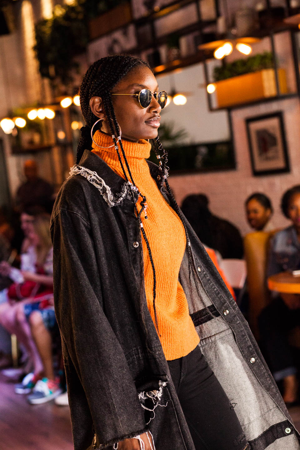 Walk Magazine Gallery Recap: Street Fashion Week Runway SS18