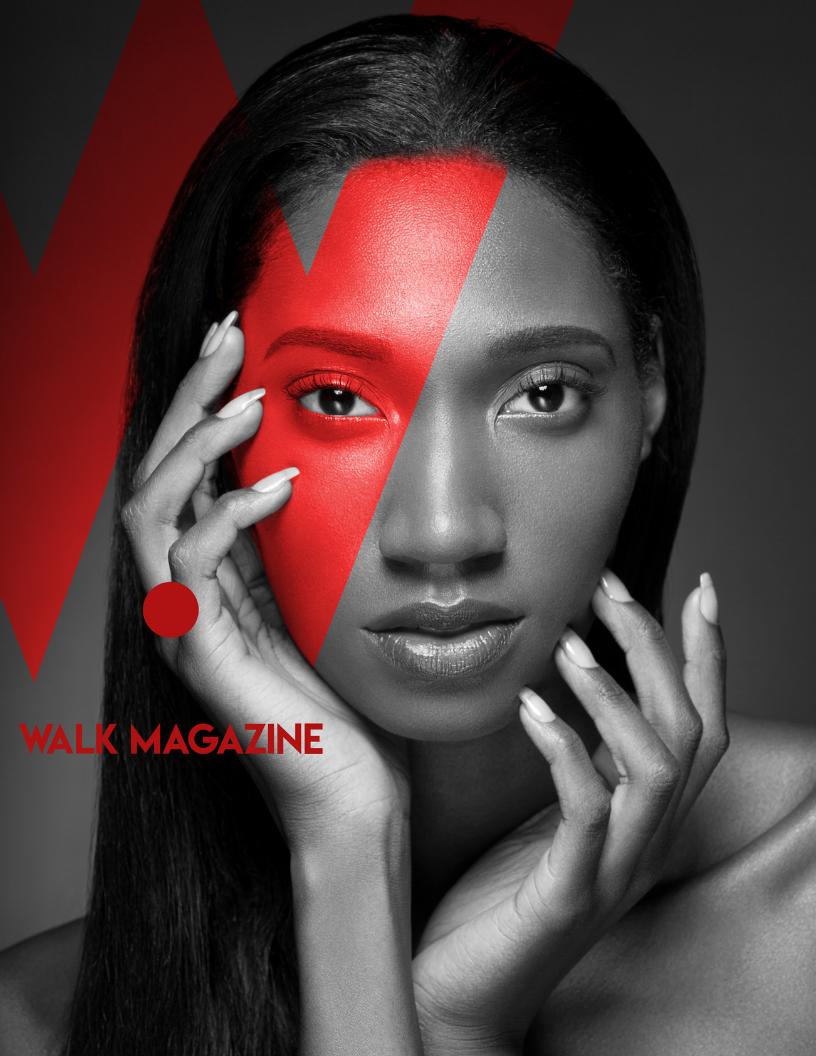 WALK Magazine Issue 3