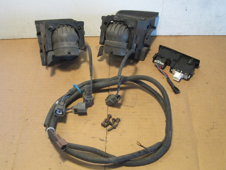 1994-1995 Acura Legend 4 door Sedan OEM Stanley Fog Lights ... on wire lamp, wire clothing, wire nut, wire cap, wire connector, wire antenna, wire holder, wire leads, wire sleeve, wire ball,