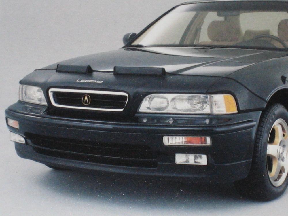 1991 1995 Acura Legend Coupe Sedan Factory Optional