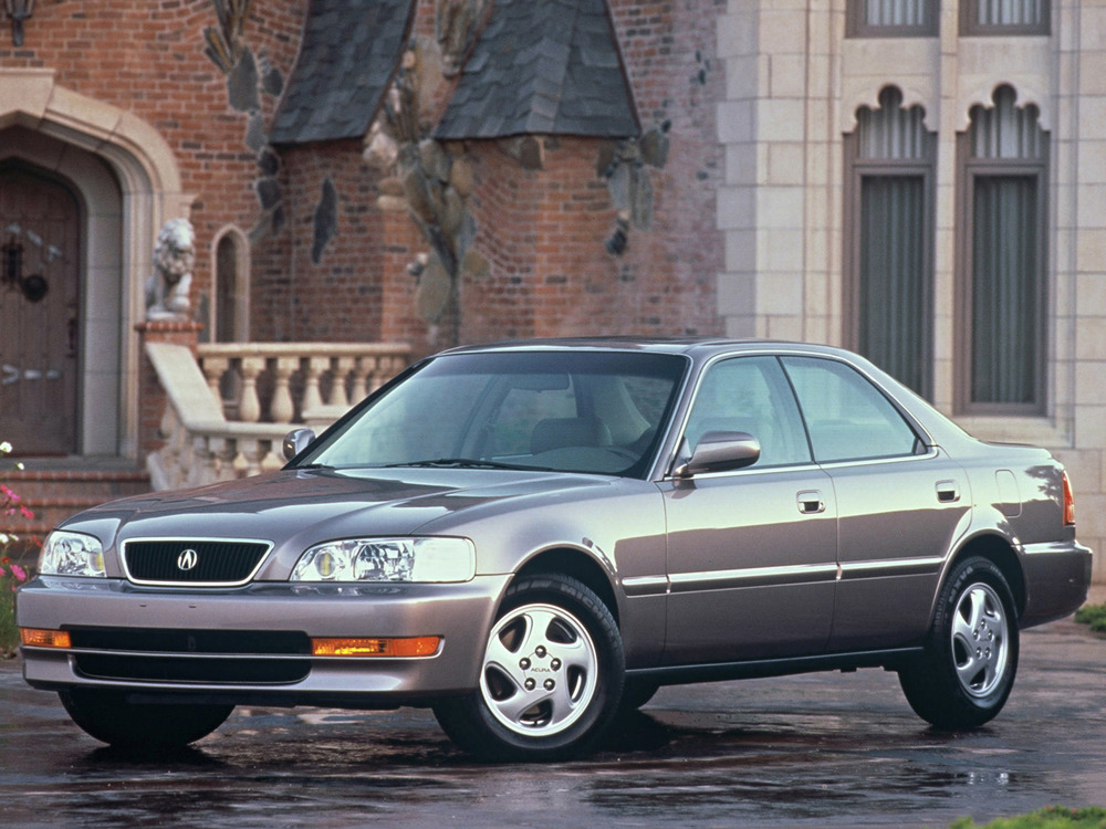 2000 Acura Tl Factory Owner S Manual Oem 25hondalouver