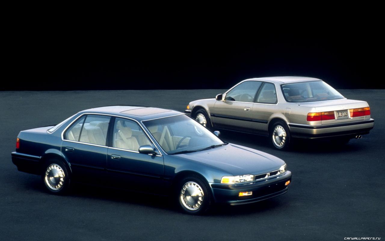 Honda 91 honda accord lx : Accord — 25HondaHonda factory accessories fog lights armrest floor ...
