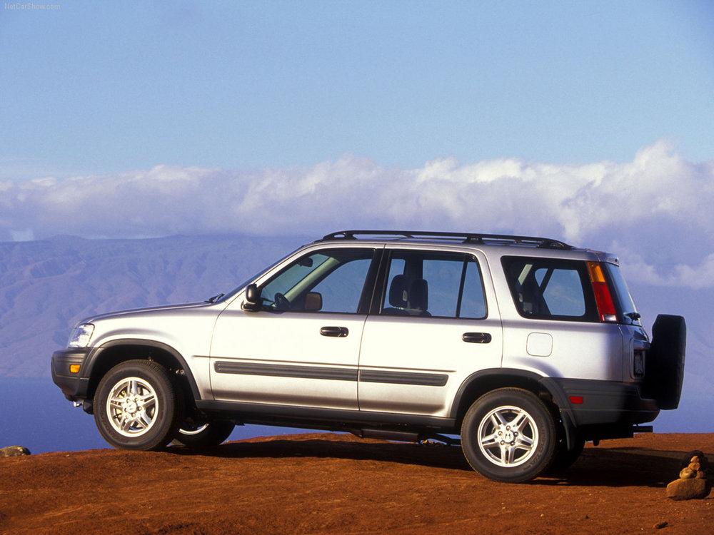 1995 2001 Honda Cr V Optional Front Floor Mats Black