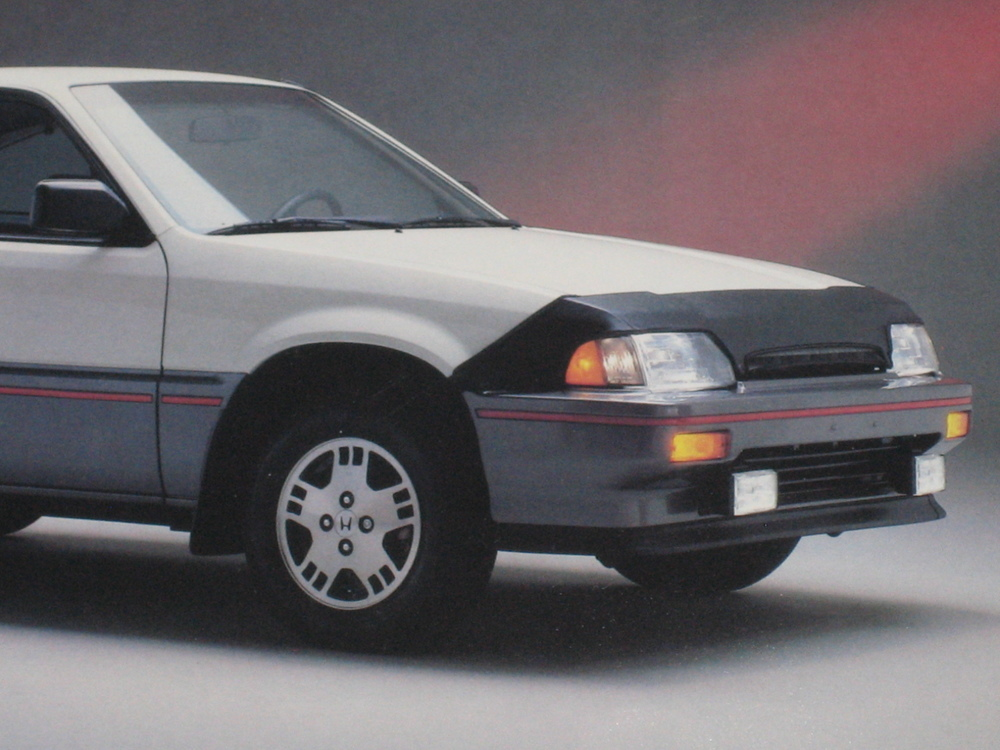 1988 1991 Honda Crx Si Factory Double Din Radio Console