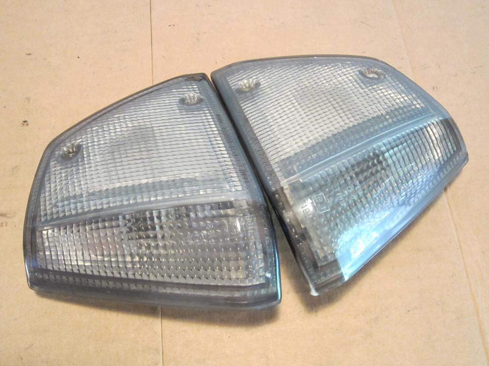 1984 1985 Honda Civic Hatchback Jdm Clear Corner Lights