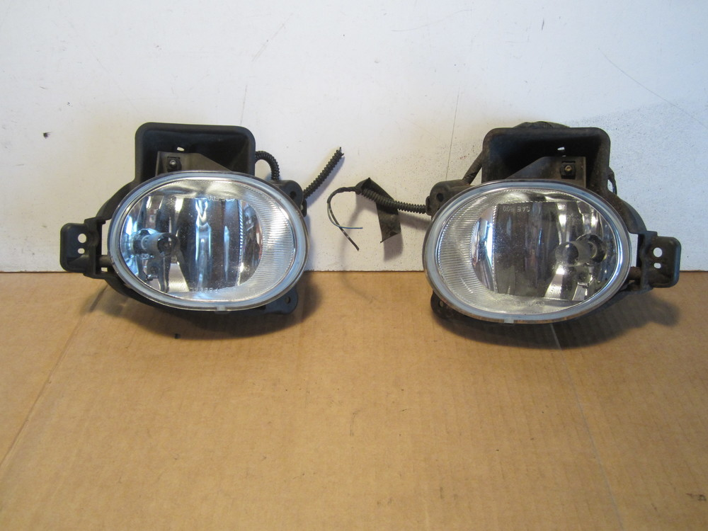 2004-2008 Acura TL Stanley Fog Lights — 25Honda