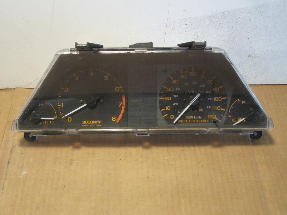 1984 1987 Honda Crx Si Instrument Cluster 25hondalouver