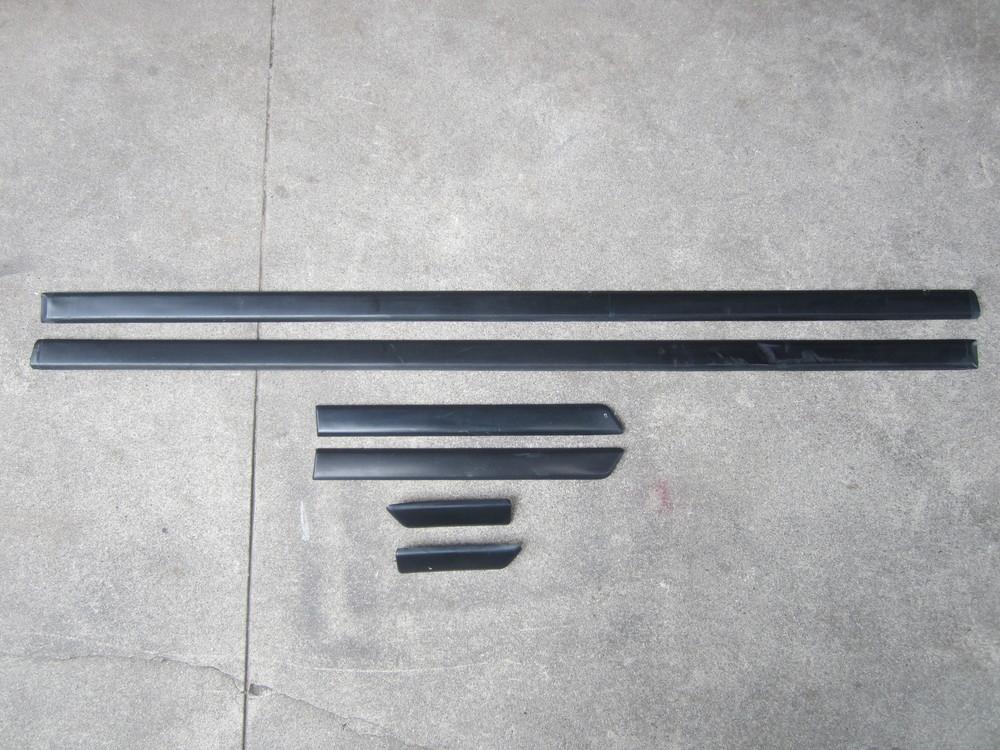 1990 1993 Acura Integra 2 Door Coupe Jdm Thin Moldings