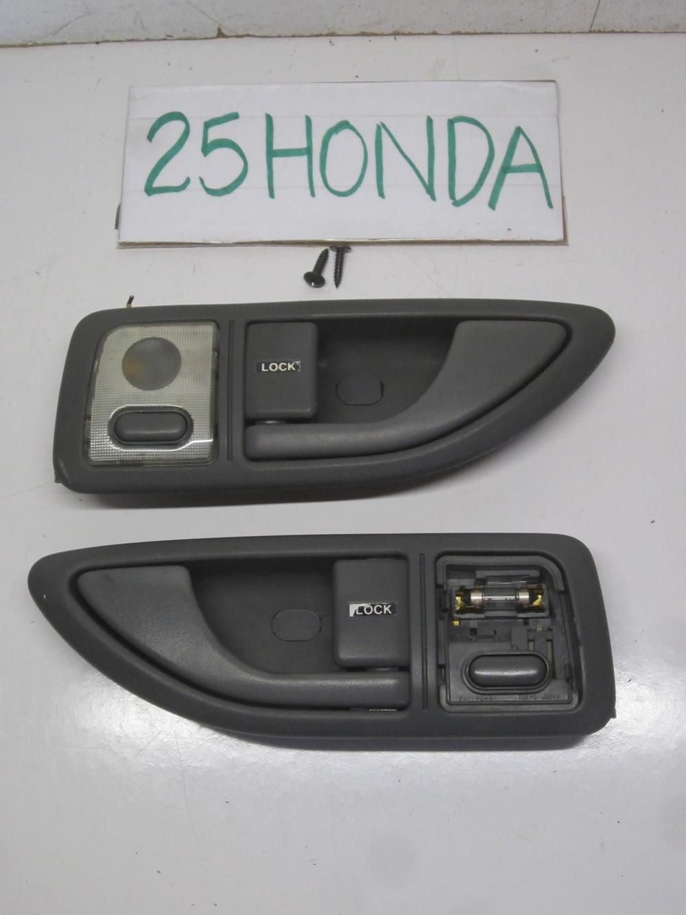 Del sol 25honda for 1997 honda civic window handle